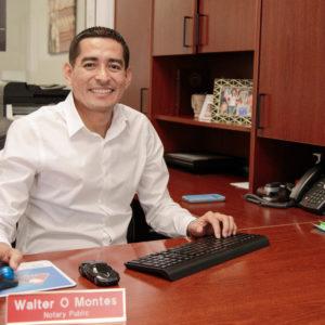 Walter Montes